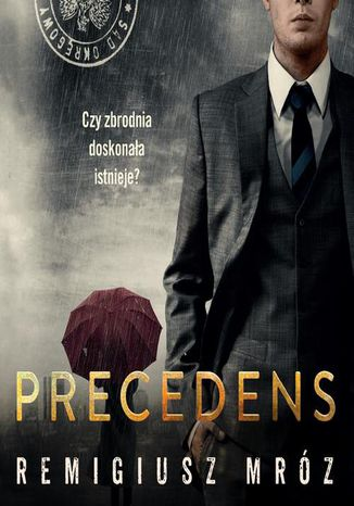 Okładka książki/ebooka Precedens