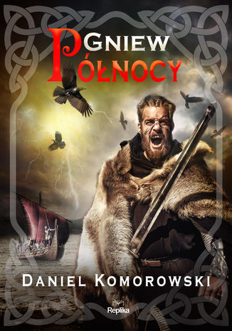 Okładka książki Furia wikingów (Tom 2). Gniew Północy