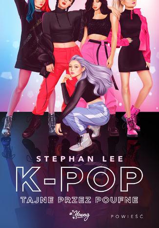 Okładka książki/ebooka K-pop tajne przez poufne