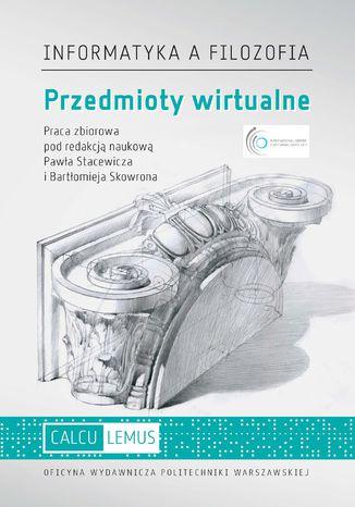 Okładka książki Przedmioty wirtualne