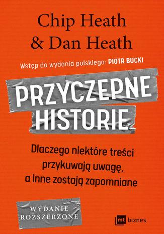 Okładka książki/ebooka Przyczepne historie
