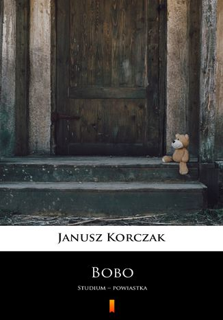 Okładka książki Bobo. Studium  powiastka