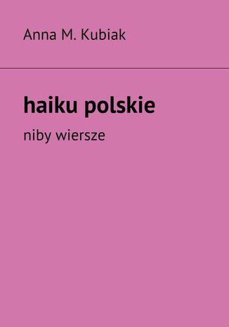 Okładka książki haiku polskie