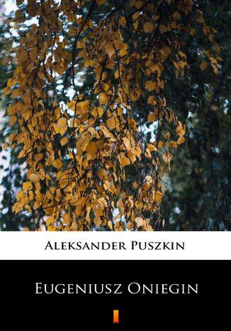 Okładka książki/ebooka Eugeniusz Oniegin