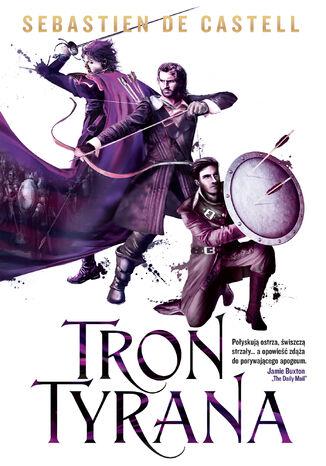 Okładka książki Tron tyrana