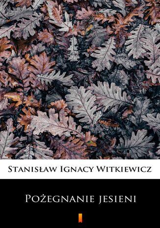 Okładka książki Pożegnanie jesieni