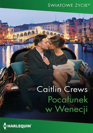 Okładka książki/ebooka Pocałunek w Wenecji