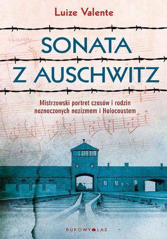 Okładka książki/ebooka Sonata z Auschwitz