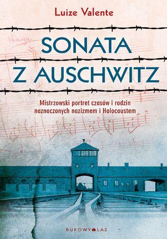 Okładka książki Sonata z Auschwitz