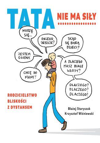 Okładka książki Tata nie ma siły