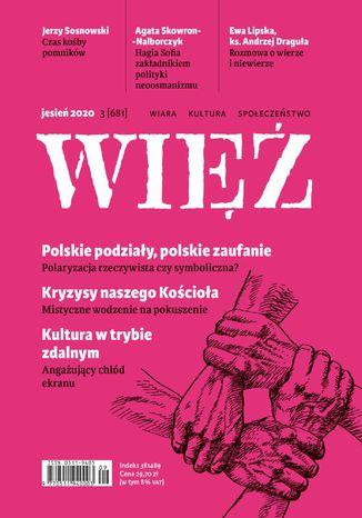 Okładka książki Więź 3/2020
