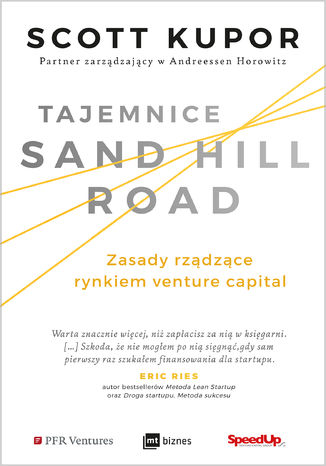 Okładka książki/ebooka Tajemnica Sand Hill Road