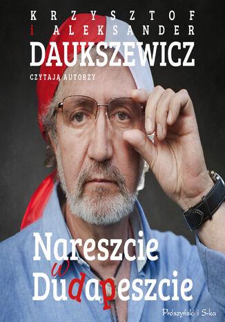 Okładka książki Nareszcie w Dudapeszcie