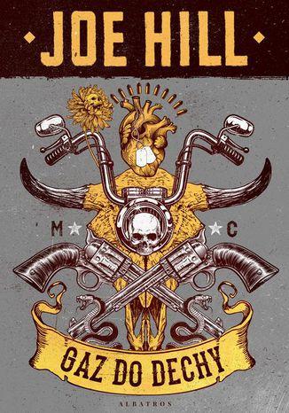 Okładka książki GAZ DO DECHY
