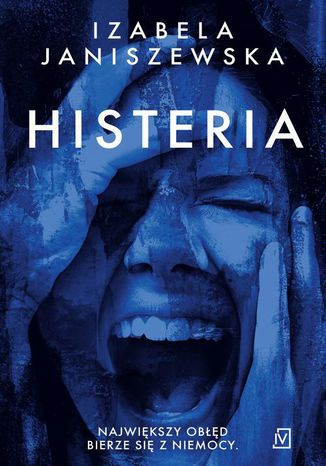 Okładka książki Histeria