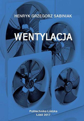Okładka książki Wentylacja