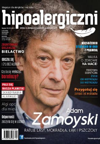 Okładka książki/ebooka HIPOALERGICZNI. Listopad Nr 20 (23) 2019