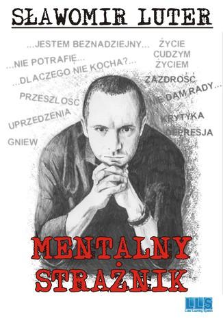 Okładka książki Mentalny Strażnik