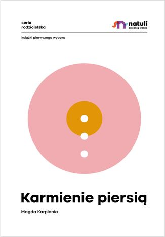 Okładka książki Karmienie piersią