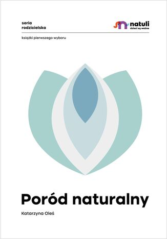 Okładka książki/ebooka Poród naturalny