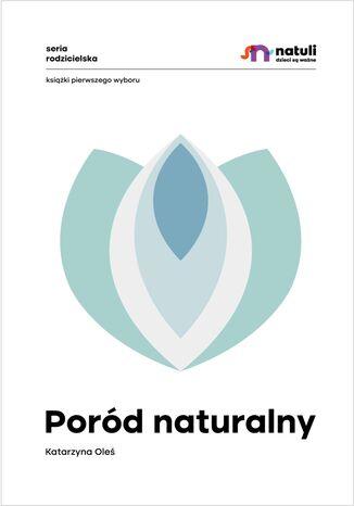 Okładka książki Poród naturalny