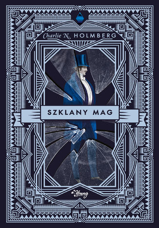Okładka książki/ebooka Szklany mag. Mag. Tom 2
