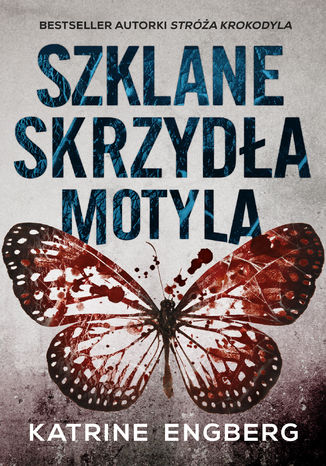 Okładka książki Szklane skrzydła motyla