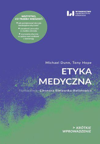 Okładka książki Etyka medyczna. Krótkie Wprowadzenie 25