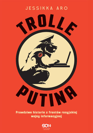 Okładka książki/ebooka Trolle Putina