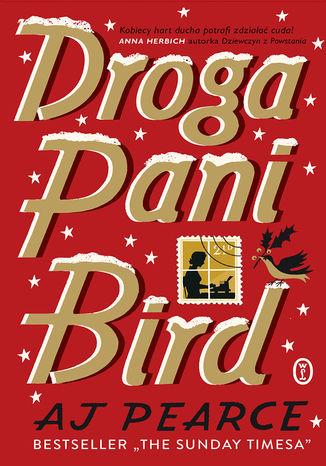 Okładka książki Droga pani Bird