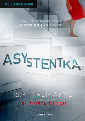 Okładka książki/ebooka Asystentka