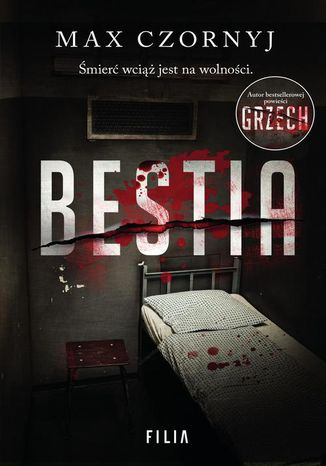Okładka książki/ebooka Bestia