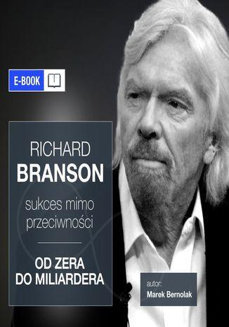 Okładka książki/ebooka Richard Branson. Sukces mimo przeciwności