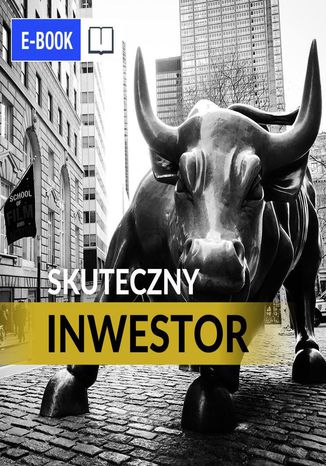 Okładka książki/ebooka Skuteczny inwestor. Warren Buffett i Benjamin Graham