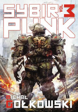Okładka książki/ebooka Sybirpunk 3