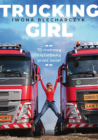Okładka książki Trucking Girl