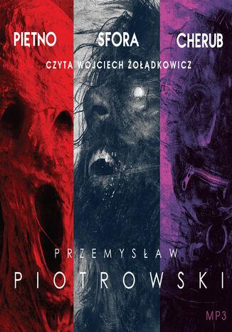 Okładka książki Pakiet: Piętno/Sfora/Cherub