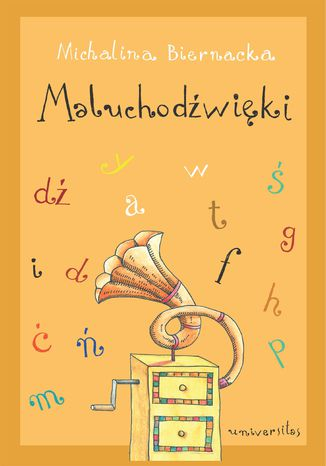 Okładka książki/ebooka Maluchodźwięki. Pomoc dydaktyczna dla małych dzieci