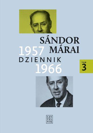 Okładka książki/ebooka Dziennik 1957-1966
