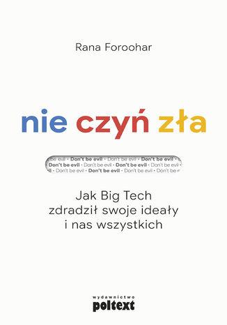 Okładka książki/ebooka Nie czyń zła