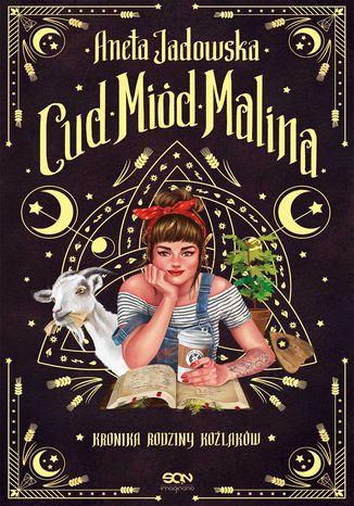 Okładka książki Cud, miód, Malina