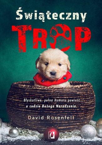 Okładka książki Świąteczny trop
