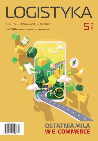 Okładka książki/ebooka Czasopismo Logistyka 5/2020