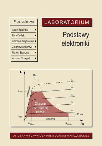 Okładka książki Podstawy elektroniki. Laboratorium