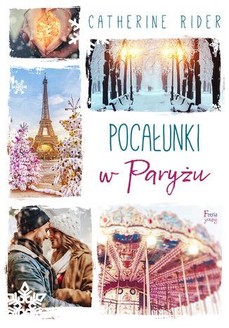 Okładka książki Pocałunki w Paryżu
