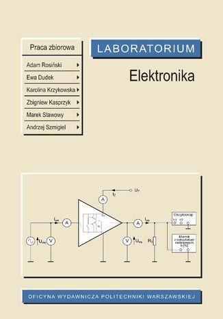Okładka książki Elektronika. Laboratorium