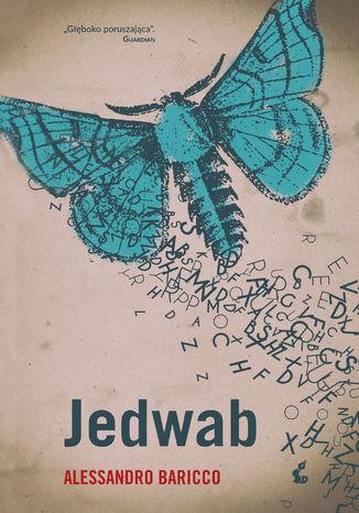 Okładka książki Jedwab