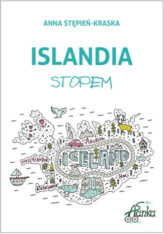 Okładka książki/ebooka Islandia stopem