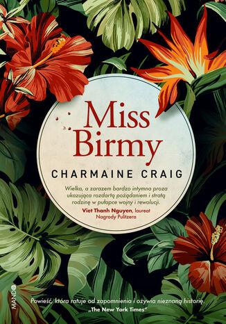 Okładka książki Miss Birmy