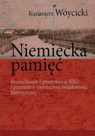 Okładka książki/ebooka Niemiecka pamięć